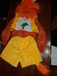 Карнавальный костюм льва