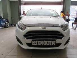 2015 Ford Fiesta 1.6 TDCi Engine capacity