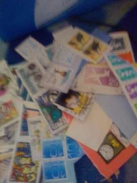 Stamp collectors call me