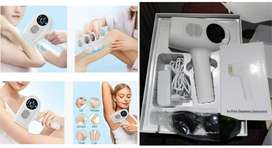 New! Cold Compress Facial & Body Permanent Laser Hair Removal for Wome