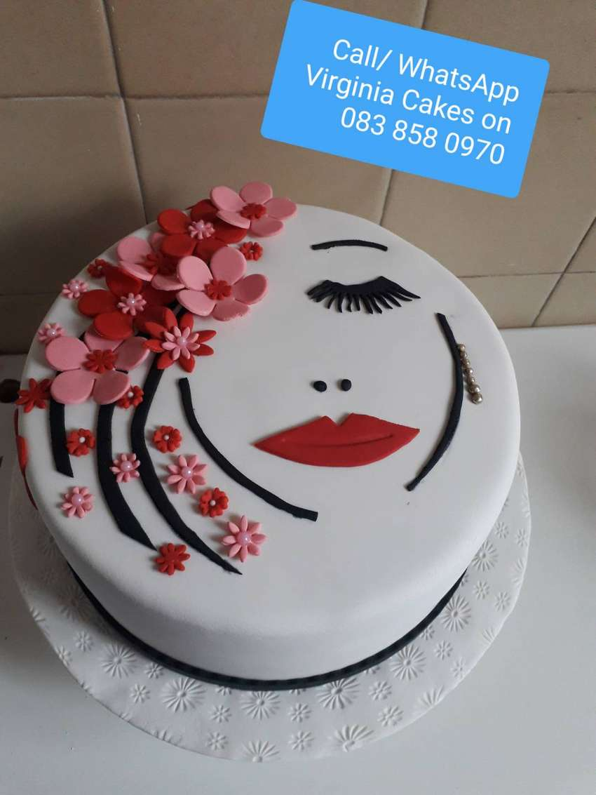 We provide cake-making lessons and also bake cakes.Book now 0