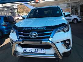 Toyota Fortuner 2.8GD6 Manual