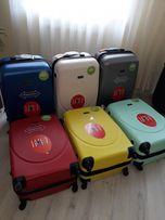 ТОТАЛЬНАЯ РАСПРОДАЖА чемодан валіза сумка пластиковый дорожная