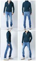 DIESEL THAVAR W32 L34 32/34 89cm 33/34 rurki W33 jeansy slim levis