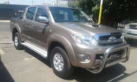 2008 toyota Hilux 3.0d4d double cab manual leather interior