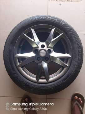 TSW R15inch Rims with tyres for sale R4500 neg