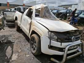Vw Amarok CNF 103kw stripping for spares  CALL OR WHATSAPP PLEASE