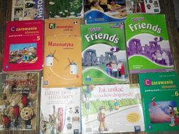 Książki do klas 1-6 podstawówki
