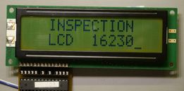 LCD индикатор