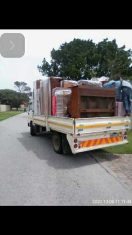 TRUCKS AND BAKKIE AVAILABLE