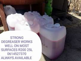 Strong degreaser R200 25l