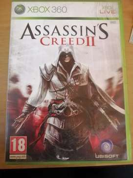 Xbox 360 Game Assassin's CreedII