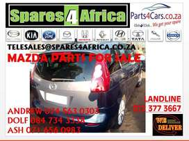 Mazda parts for sale
