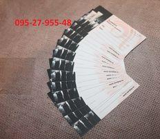 Брендовые визитки новые Мери Кей Mary Kay