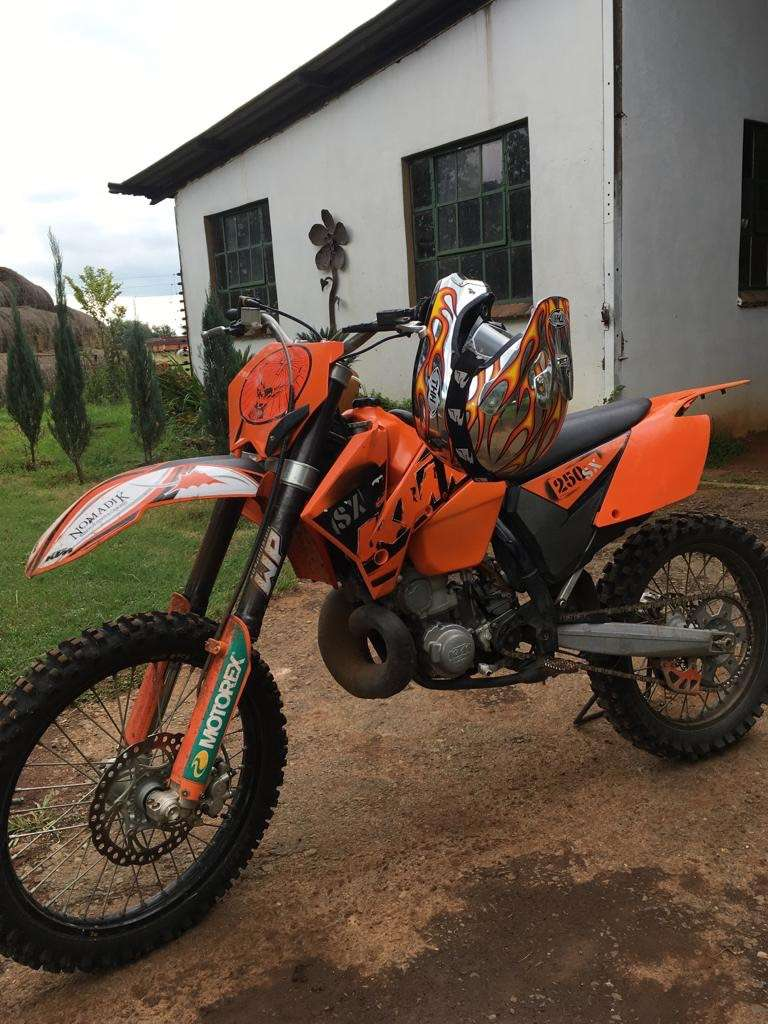 2006 KTM SX 250 2 Stroke for sale. 0