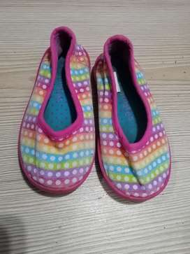 Baby girl shoes 3 pairs nr4-6