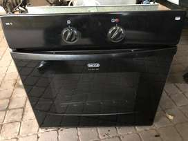 Defy Hob And Oven 600mm