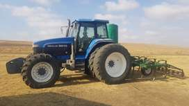 1996 New Holland Trekker