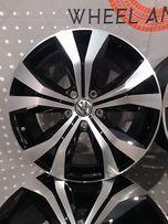 Оригинальные диски VW Touareg 7P VW Tarragona 20 дюймовые