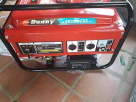 3kw Sunny Key start generator new with a warranty for only R4800