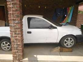 Corsa b bakkie 2001 model convertion from diesel to petrol