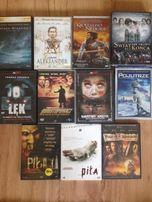 PAKA oryginalnych filmów DVD (12 filmów)