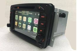 Radio Android 8 GPS MERCEDES CLK/W209/W203/W208/Vaneo/Viano/Vito L