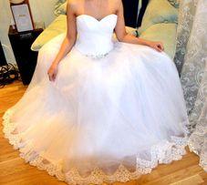 ПРОДАМ. Новое шикарное свадебное платье.