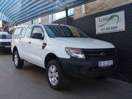 2015 Ford Ranger 2.2TDCi XL P/U SUP/CAB for sale in Gauteng