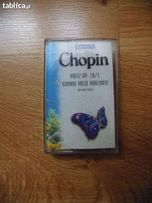 Kaseta Fryderyk Chopin Waltz Piwka Czernecka Tomsic