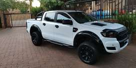 Ford - 2016 Ranger VIII, TDCI, XL, HR Double Cab, 4x2, Auto