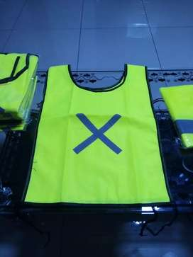 Protective wear . safety vests and jackets