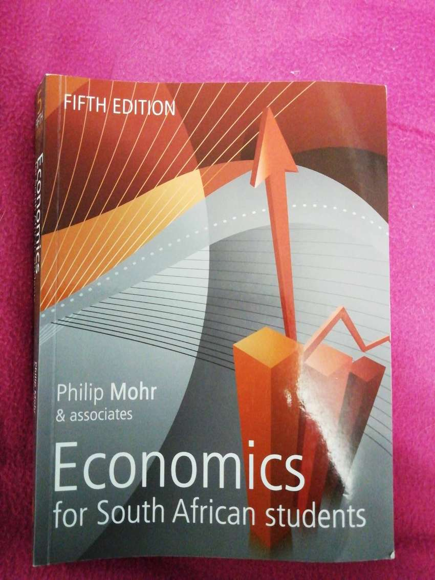 Textbook - Economics for South African students 0