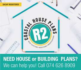 House and Building Plans