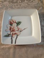 Serwis obiadowo-deserowy Lubiana magnolia