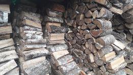 Drewno opałowe i kominkowe dużo gatunków.
