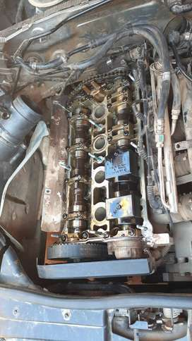 3y engine and gearbox