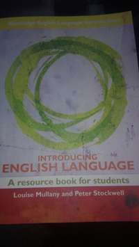 Image of Unisa english textboox