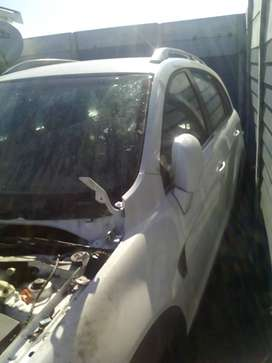 2009 Chevrolet Captiva breaking up for spares