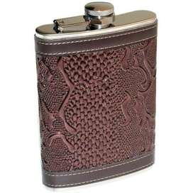 TOP QUALITY STAINLESS STEEL HIP FLASK