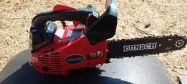 """Dunsch  """"Top Handle"""" Professional 2Stroke Petrol Chainsaw"""