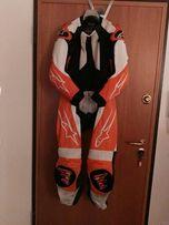 Экипировка для мотоциклиста (комбинезон, костюм, шапки), р-р 50 (S,M)