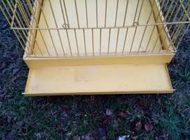 African Grey Cage 850mm x 550mm x 550mm