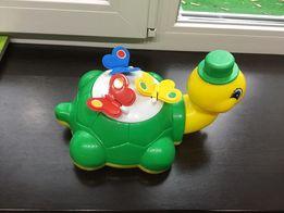Черепаха Molto, каталка, бегунок