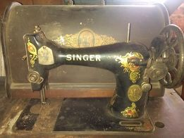 Швейна машинка ЗІНГЕР (СІНГЕР)