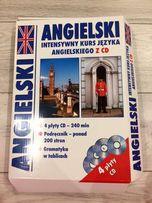 Intensywny kurs języka angielskiego z 4 CD i książką