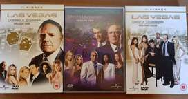 Las Vegas DVD series, season 1-3