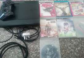 PS3 CONSOLE AND ACCESSORIES R2500