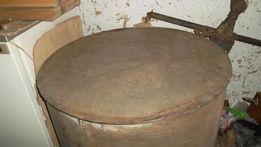 Бочка из нержавеющей стали, более 500 литров