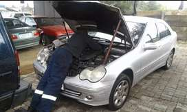 Mercedes Benz specialist on call